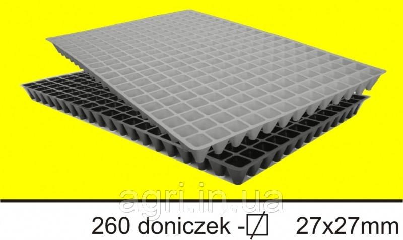 Кассета 260 ячеек (70шт/упак) Польша