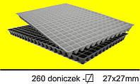 Кассета 260 ячеек (70шт/упак) Польша, фото 1