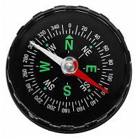 Карманный мини компас Чёрный