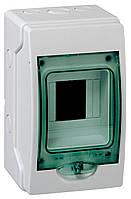 Щиток Schneider mini Kaedra IP65 4 модуля 13976 пылевлагозащищенный наружной установки