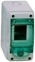 Щиток Schneider mini Kaedra IP65 2/3 модуля 13975 пылевлагозащищенный наружной установки