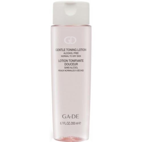 Очищающий тоник для нормальной и сухой кожи GA-DE