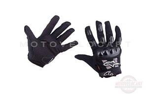 Перчатки   ALPINESTARS   (size:XL, черные)