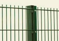 Столб для забора 2,7 м (56х36х1,5 мм)  Фрунзе
