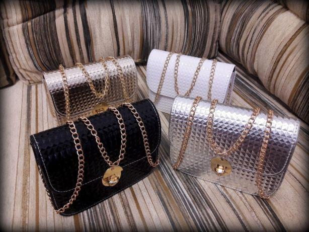 Chanel Лаковая женская сумка