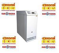 Газовые напольные котлы Колви-Евротерм KT 10 TS(дым)  одноконтурный