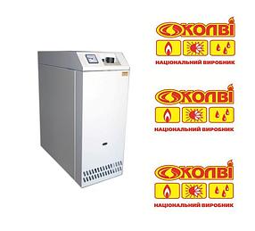 Котёл газовый напольный Колви-Евротерм ЕT 16 TВ(дым) двухконтурный