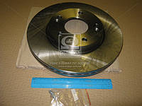 Диск тормозной HYUNDAI I30 1.4-1.6 2011-,KIA CEED 2012- передн. (пр-во REMSA) 61507.10