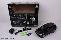 Джип  Mercedes-Benz M-Class на аккумуляторе , свет фар в кор.36*31*6см