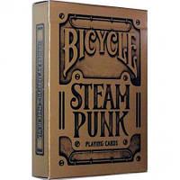 Карты Bicycle Steampunk Brown, 1024790