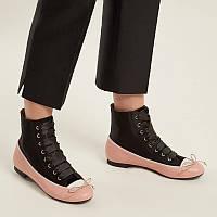 Женские ботинки Весна-Осень натуральная кожа