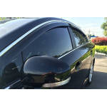 Дефлекторы окон VW Passat B6 2005-2011 5дв Combi Хром - HIC