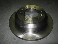 Диск тормозной HYUNDAI GRAND STAREX 07- (пр-во SANGSIN) SD1032