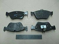 Колодка торм. MB C/CLK/E/SLK KLASSE передн. (пр-во ABS) 36903