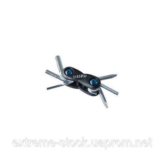 Мультитул PRO Minitool 6, шестигранники + отвертки, компактный