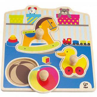 """Пазл """"Мои игрушки""""                                                                                  , фото 2"""
