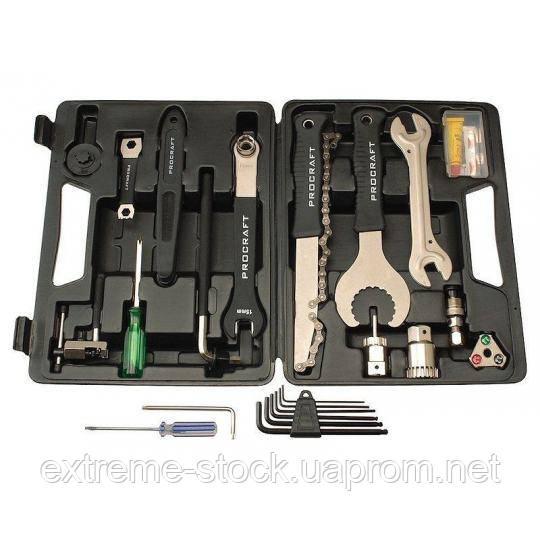Набор инструментов Procraft, 25 предметов