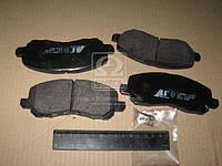 Колодка торм. MITSUBISHI GALANT/SPACERUNNER передн. (пр-во ABS) 37202