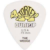 Медиатор Dunlop 424R.73 Tortex Wedge 0.73 mm