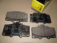 Торм колодки дисковые (пр-во Bosch) 0 986 424 268