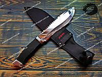 Нож нескладной 12UP Рэмбо