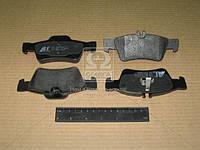Колодка торм. MB E/SL KLASSE (W211/230) задн. (пр-во ABS) 37319