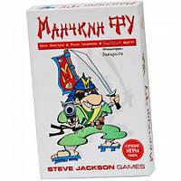 "Настольная игра ""Манчкин Фу""   Munchkin Fu (1531)"