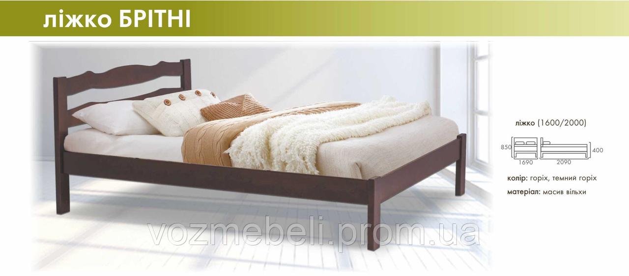 Кровать Бритни 90*200 RoomerIn