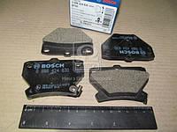 Торм колодки дисковые (пр-во Bosch) 0 986 424 630