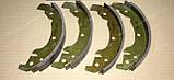 Колодки задние Славута Таврия Тomex, фото 3