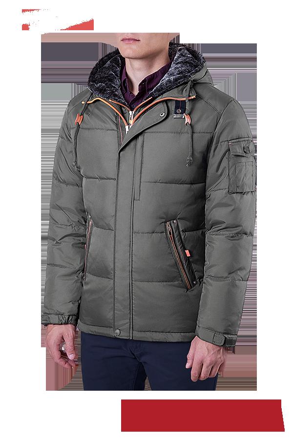 Мужская куртка зимняя MANIKANA (р. 46-56) арт. 17193 D