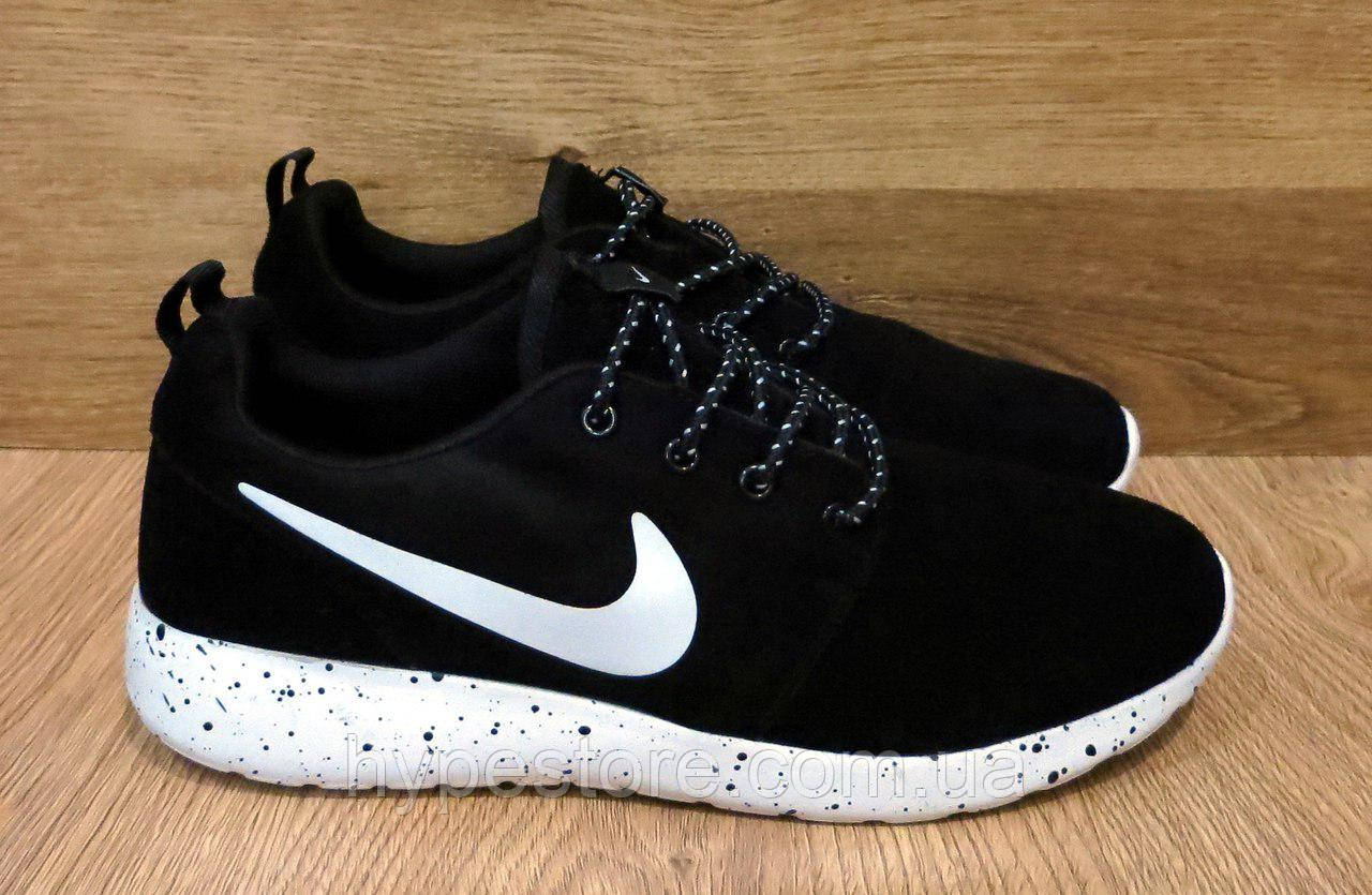 wholesale dealer c755c 4ec86 ... germany nike roshe run oreo black and white db0a0 f88f8