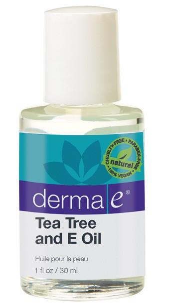 Масло чайного дерева з вітаміном Е *Derma E (США)*
