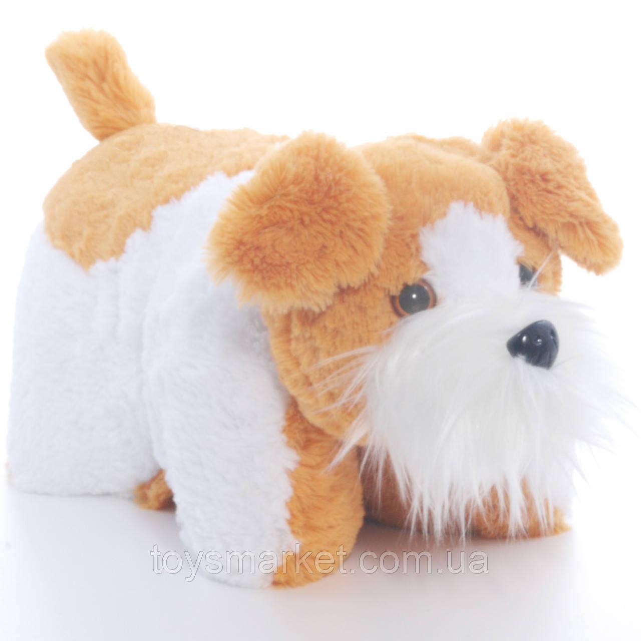 Подушка-складушка Собачка Мупсик