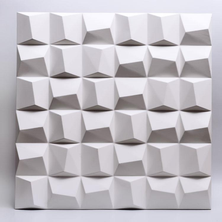 Декоративные гипсовые 3D панели Gipster «Cliff»