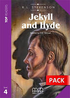 Top Readers Jekyll and Hydy Intermediate Book with CD \level 4\