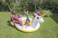 Детский надувной бассейн Единорог Intex 57441