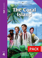 Top Readers The Coral Island with CD \level 4\