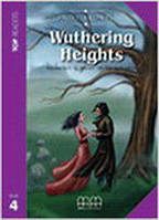 Top Readers Wuthering Heights Book with CD \level 4\