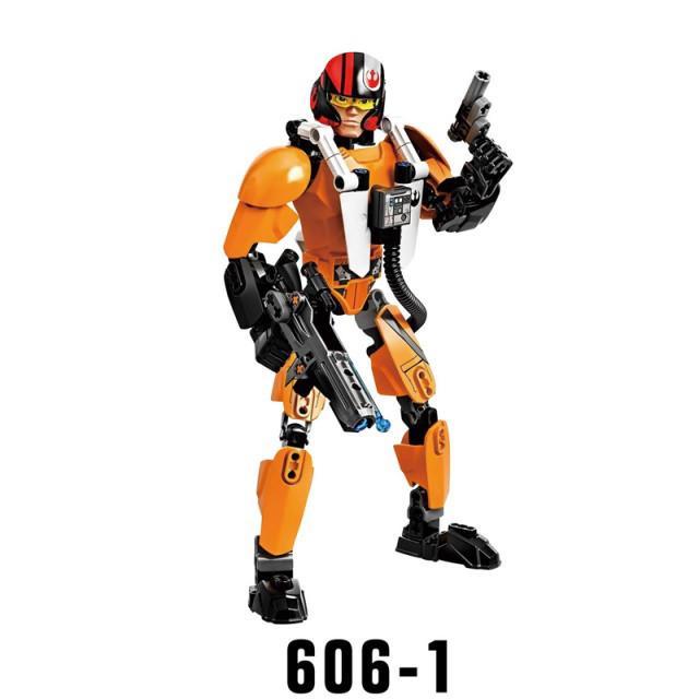 Конструктор Ksz 606-1 Звездные Войны Star Wars По Демерон 101 дет