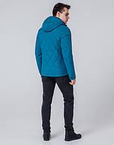 Бирюзовая мужская демисезонная куртка, фото 3