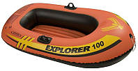 Одноместная надувная лодка Intex 58329