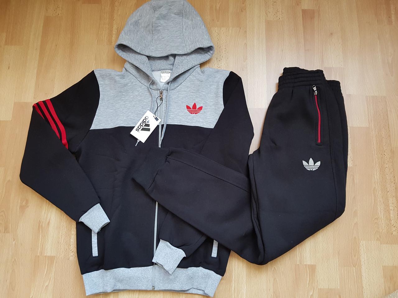 Спортивный костюм Adidas утепленный - Интернет-магазин Sport-Style в  Харькове 93e08a7932a