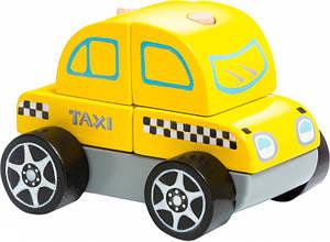 Машинка Тахі Cubika