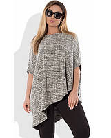 Блуза удлиненная из ангоры размеры от XL 3014