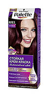 Стойкая крем-краска Palette RFE 3 Баклажан - 50 мл.