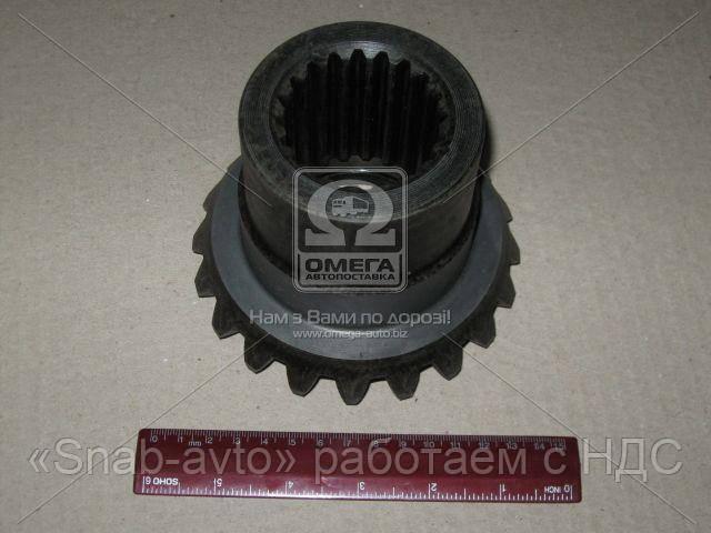 Шестерня коническая КАМАЗ  привода моста заднего (производство Камаз) (арт. 6520-2506126), AGHZX