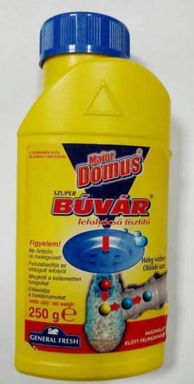 SUPER BUVAR средство для прочистки труб 250 г