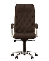 Кресло Cuba steel chrome Eco-31 (Новый Стиль ТМ), фото 2