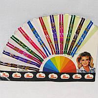 Новый набор цветных невидимок заколок для волос 24 шт.